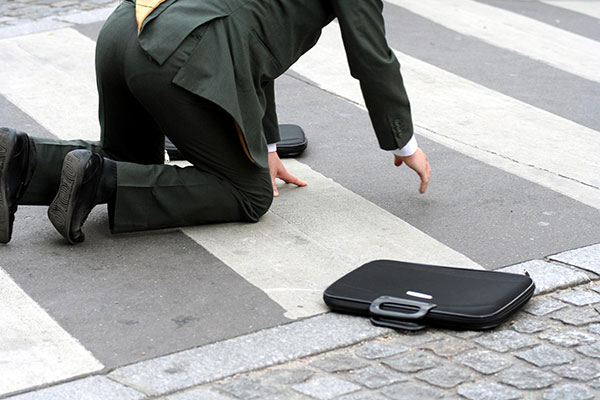 Pedestrian Accidents and Injuries Image