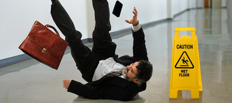 Common Causes Of Slip And Fall Accidents Image