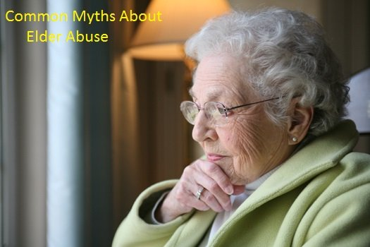 Common Myths About Elder Abuse Image