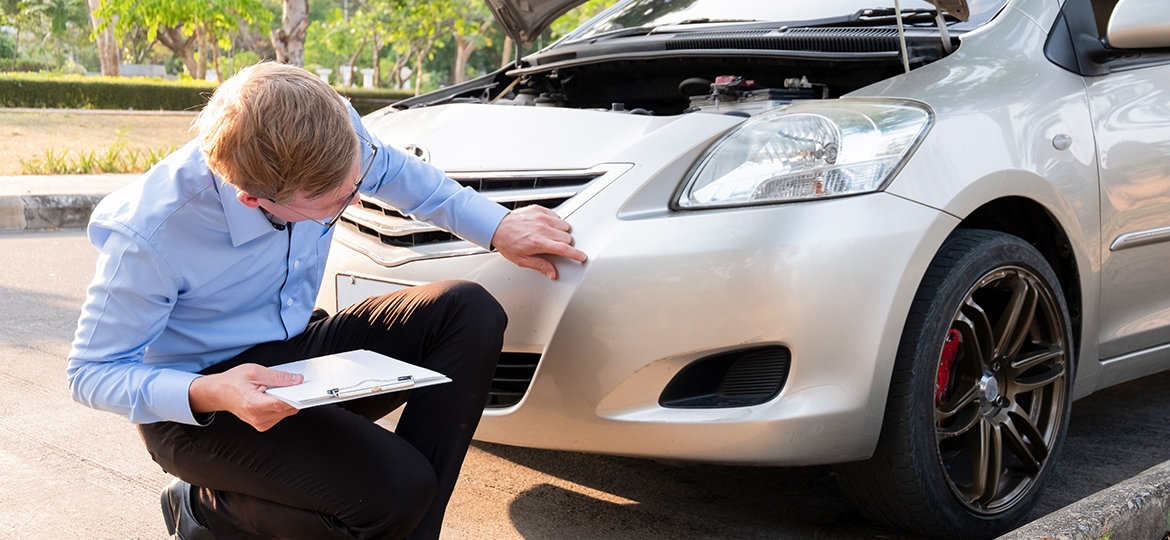 The 5 Stages of Your Car Accident Lawsuit Image