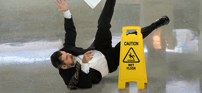 How an Injury Attorney Handles a Slip and Fall Case Image