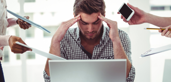 Is Work Stress Considered a Work Injury? Image